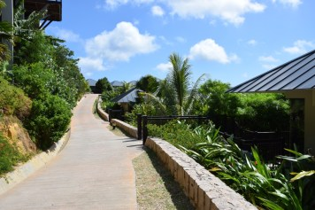 Raffles Praslin - Alleys