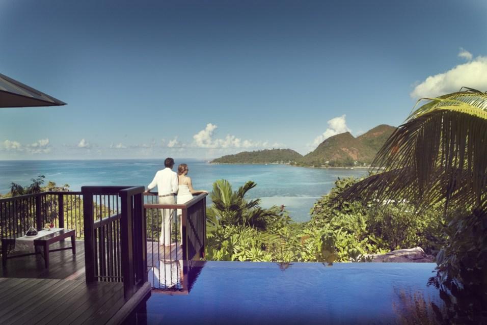Raffles Praslin - Villa Terrace
