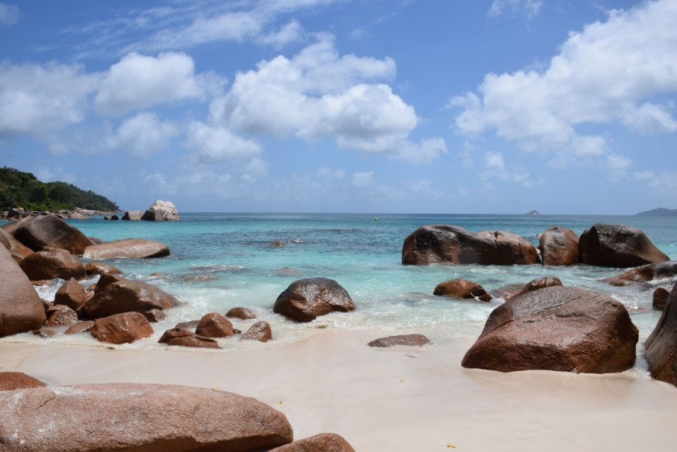 Seychelles - Anse Lazio beach