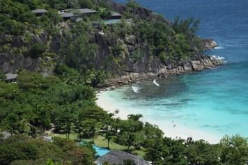 Seychelles - Baie Lazare beach2