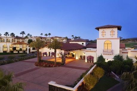 Arizona Grand Resort and Spa - Entrance