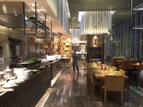 Jing An Shangri-La - Café Liang
