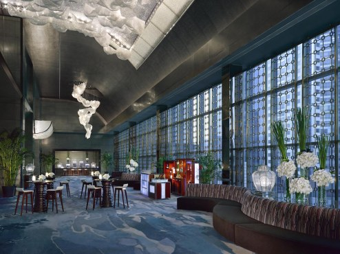 Jing An Shangri-La - Grand Ballroom Foyer