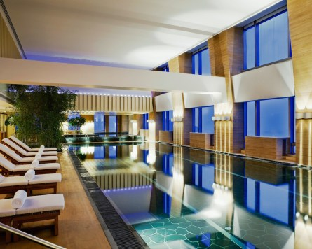Park Hyatt Beijing - Indoor pool