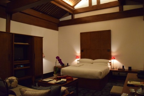 Aman at Summer Palace - Deluxe Suite bedroom part