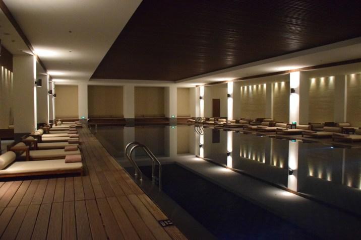 Aman at Summer Palace - Indoor pool