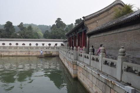Tour of China - Beijing Summer Palace path