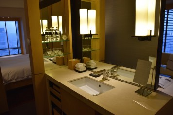 Park Hyatt Beijing - Park Deluxe King Room bathroom