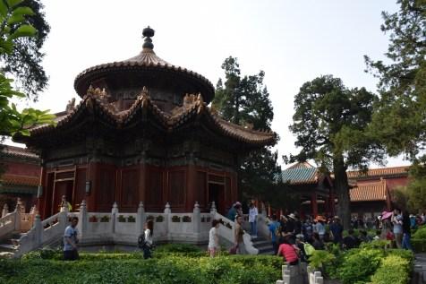 Tour of China - Beijing Forbidden City Imperial Garden