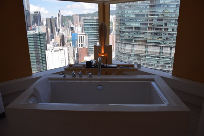 The Upper House - Upper Suite spa-inspired bathroom
