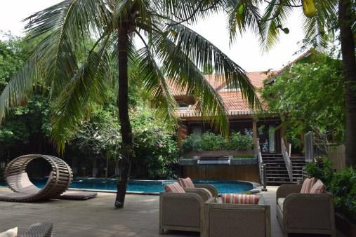 An Lam Saigon River - Common pool area