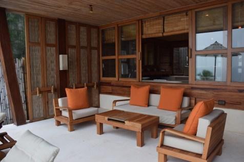 Six Senses Con Dao - Ocean View Duplex Pool Villa lower floor