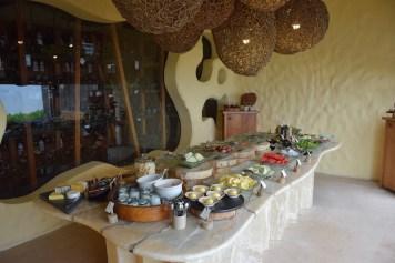 Six Senses Con Dao - Breakfast cold buffet