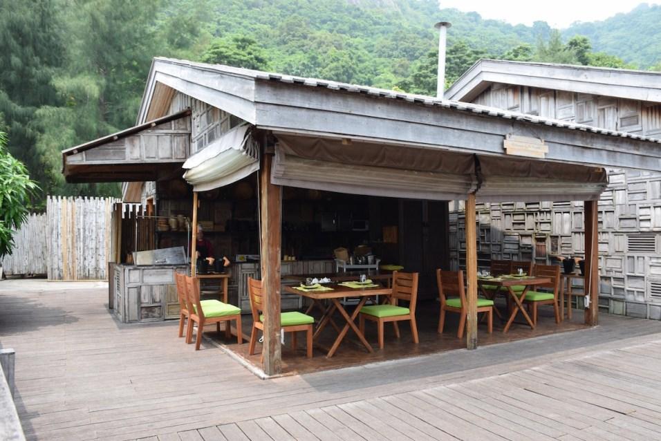 Six Senses Con Dao - Vietnamese By The Market restaurant