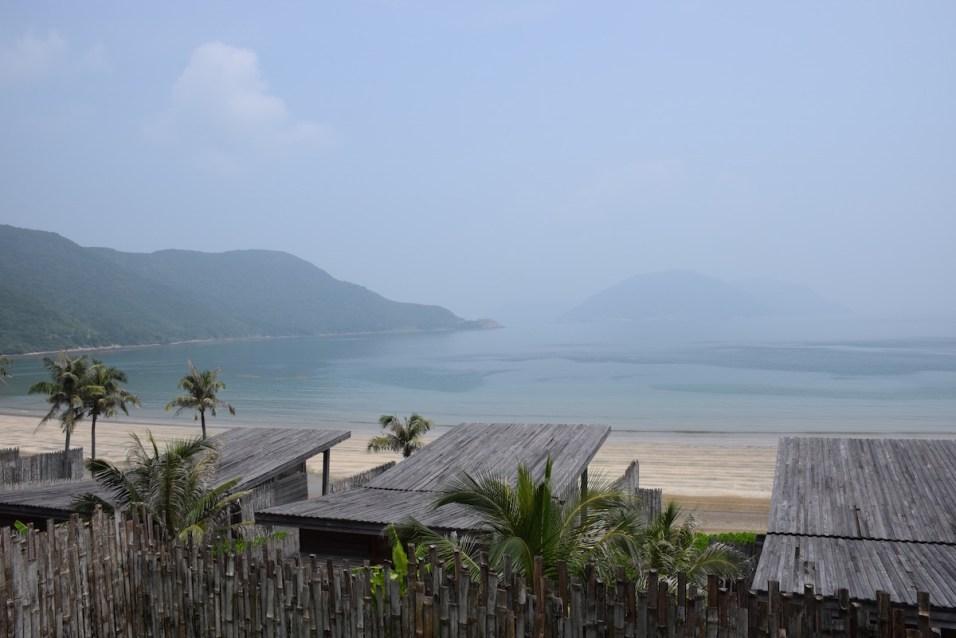Six Senses Con Dao - Ocean View Duplex Pool Villa view over the bay