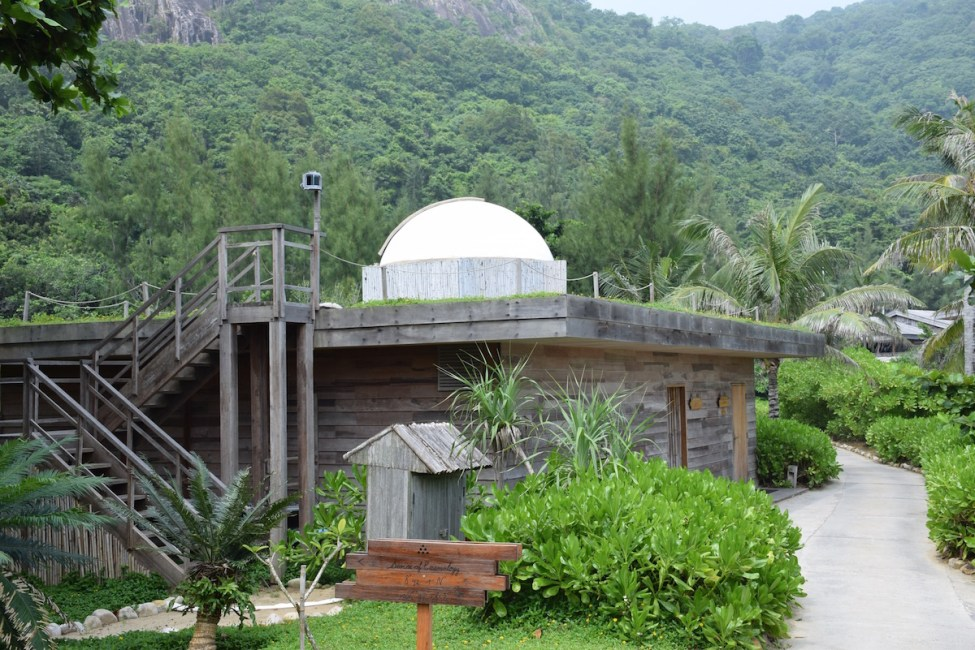 Six Senses Con Dao - Astronomic observatory