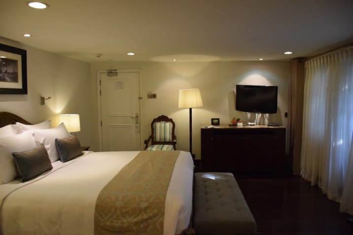 Villa Song Saigon - Sanctuary Room bedroom