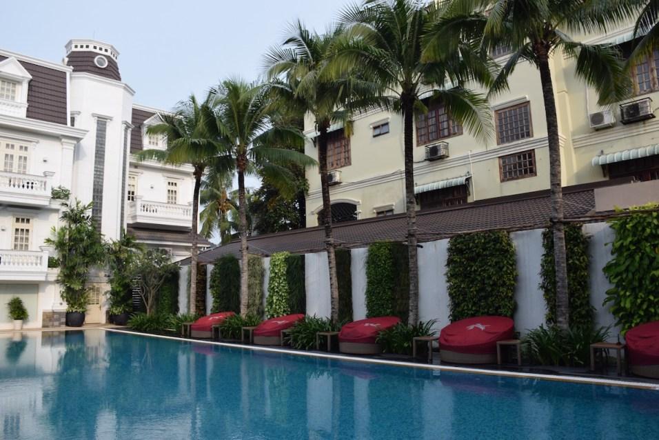 Villa Song Saigon - Pool