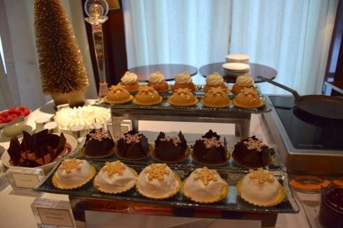 Pierre Hermé desserts selection