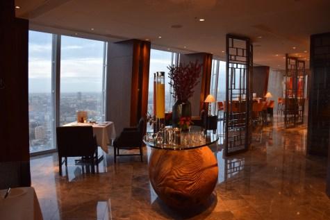 Ting restaurant