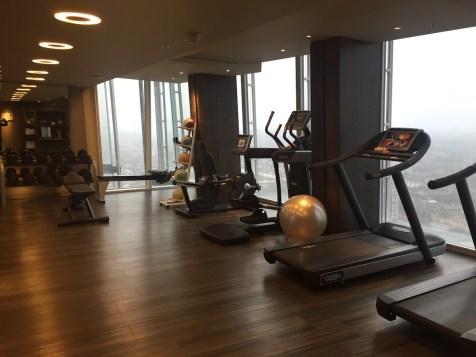 Spa fitness center