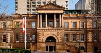 Intercontinental Sydney - Building facade