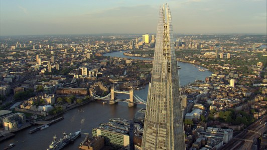 Shangri-La at The Shard London