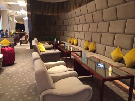 133 Lounge sitting area