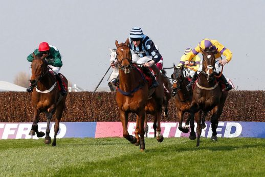 Crabbies Grand National - Surf and turf by Brian Hughes