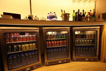 Skyteam lounge - Mini bar