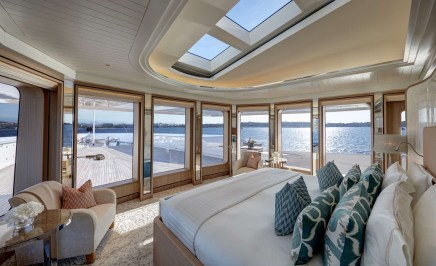 Room with a view - @feadship picture
