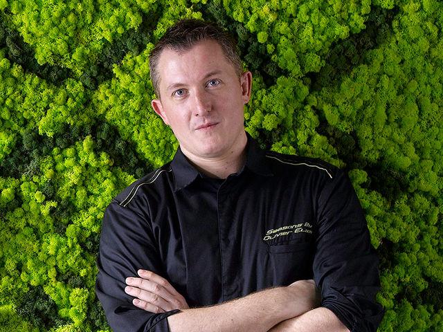 Chef Olivier Elzer