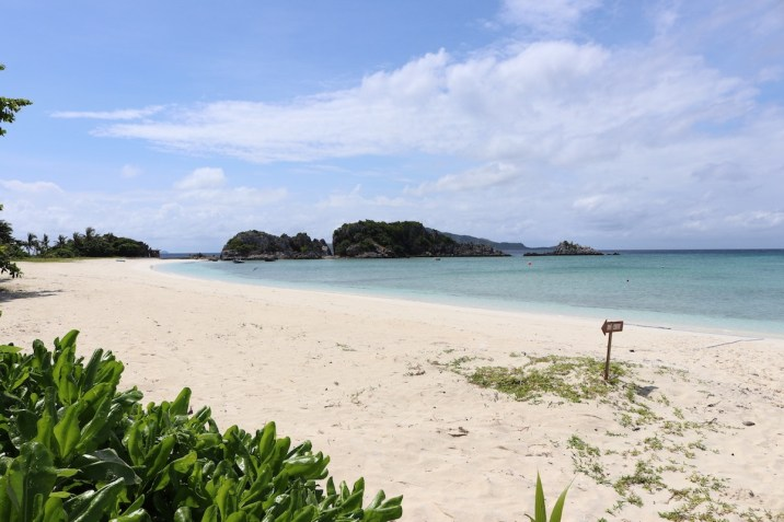 Beach on East side