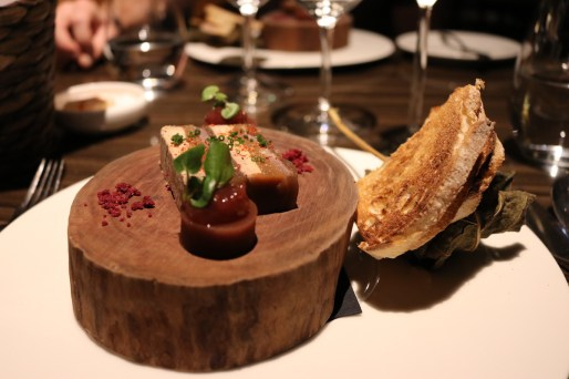 Seasons by Olivier E. - Foie gras by Chef Olivier Elzer