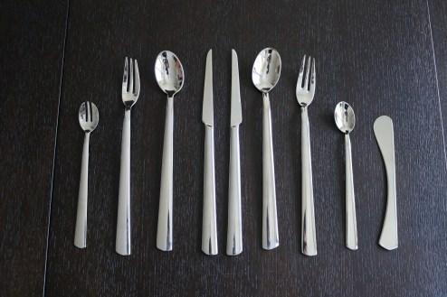 MoonLashes cutlery set