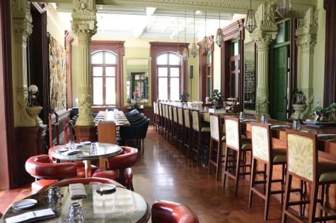 The House On Sathorn fine-dining restaurant