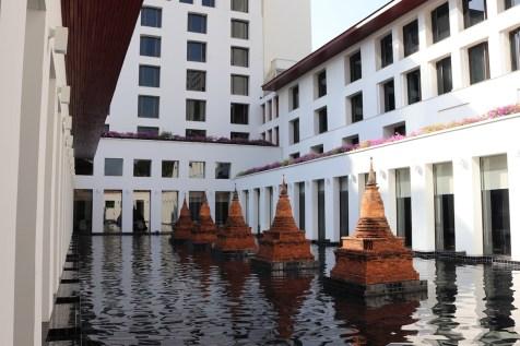 The Sukhothai - Courtyard