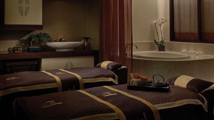 Chuan Spa - Treatment room