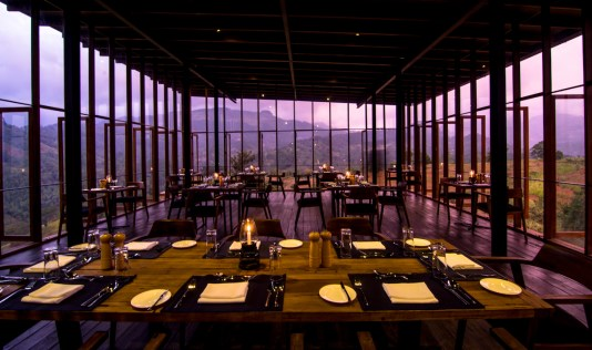 Restaurant - Picture by resort