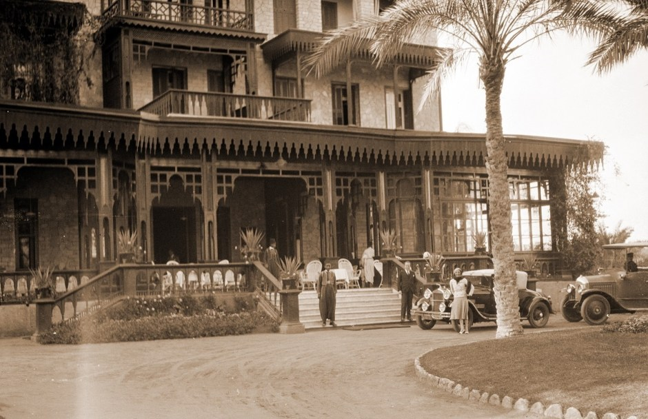 Mena House back in 1938