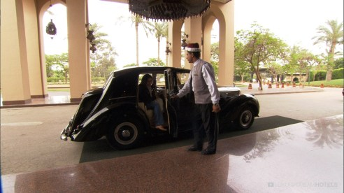 Entrance doormen - Picture by Luxury Dream Hotels
