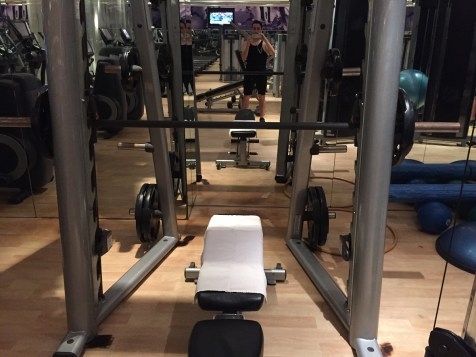 The Luxe Insider at Fitness Center