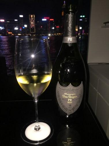 Dom Perignon P2 2000 - Solo tasting
