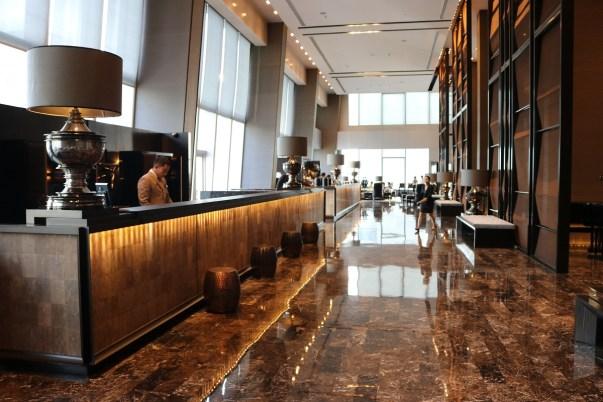 Okura Prestige Bangkok - Reception