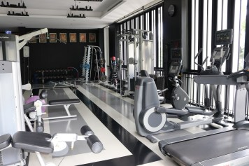 Fitness center - The Siam Hotel