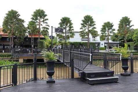 Pier - The Siam Hotel