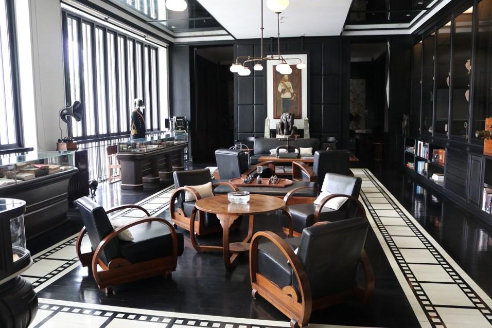 Chilling area - The Siam Hotel
