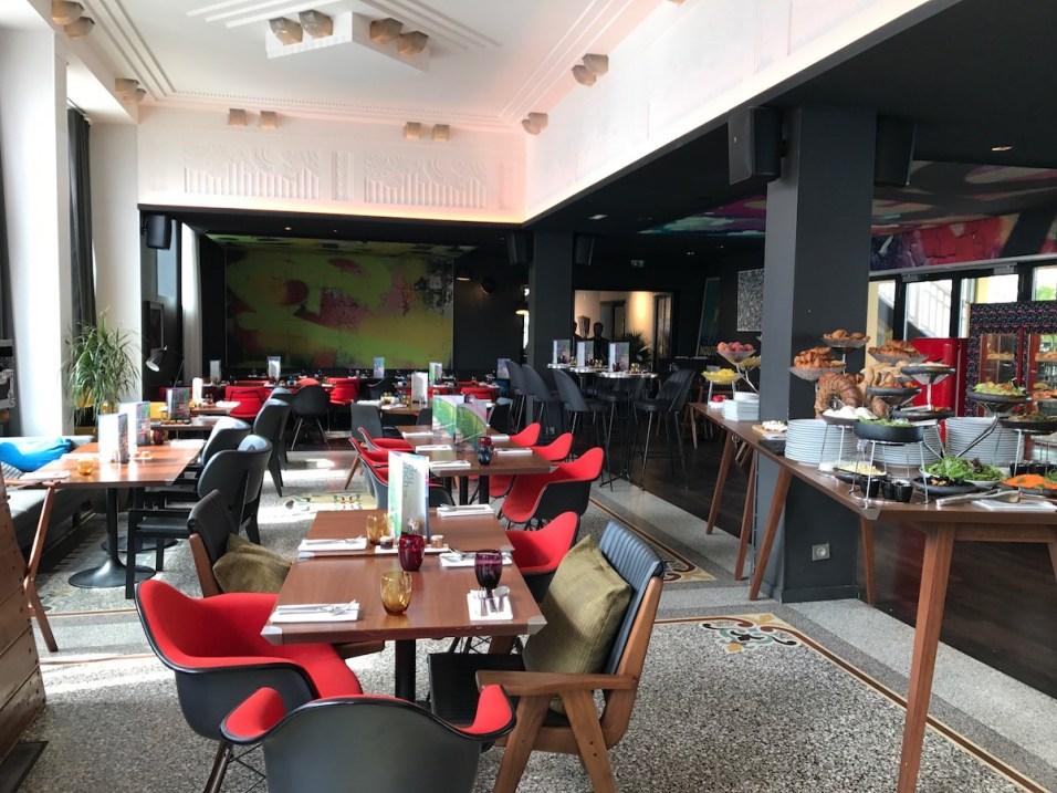 Brasserie Urbaine at Molitor - Main room