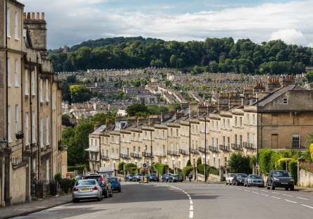 Bathwick Hill, Bath