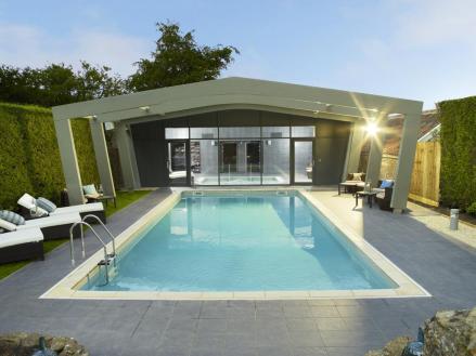 Homewood Park Hotel pool